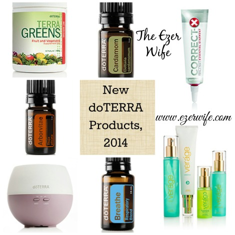 doTERRA's new products (2014) We love our TerraGreen for when getting enough fruits and veggies don't happen! // The Ezer Wife