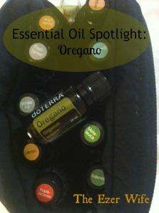 Essential Oil Spotlight: Why is oregano a powerhouse oil? // The Ezer Wife