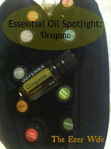 Oregano, the powerhouse oil! // The Ezer Wife